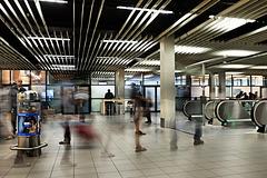 les fantômes de l'aéroport