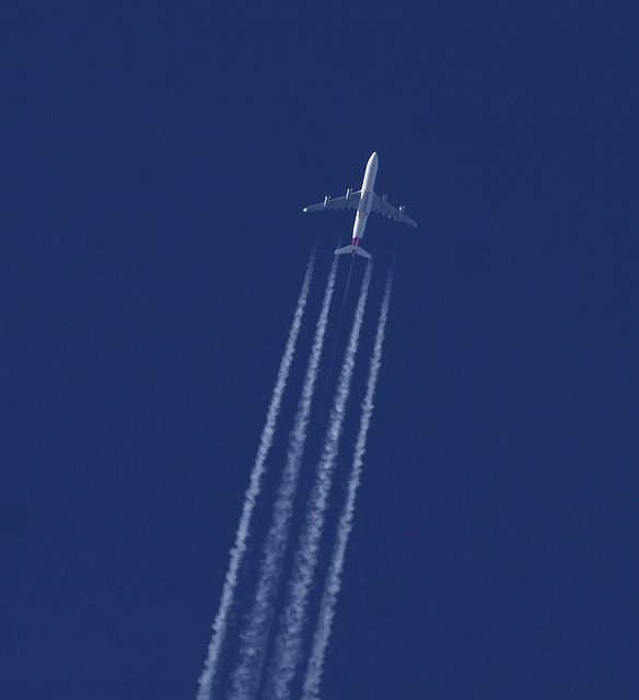 Eurowings (Operated by Brussels Airlines) Airbus A340