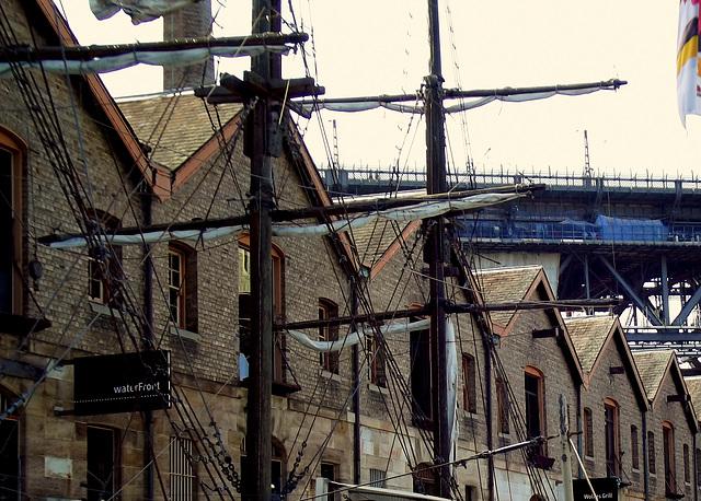 19th century merchant's buildings