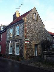 whalebone house, cley, norfolk