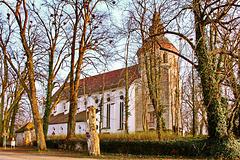 Mirow, Johanniterkirche