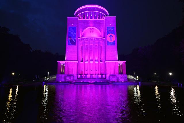 Planetarium im Stadtpark.... (2xPiP)
