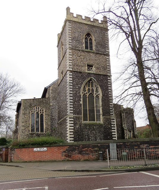 st martin at palace church, norwich