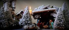 Dedans dehors à Noël