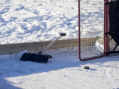 Clear the Rink Yourself