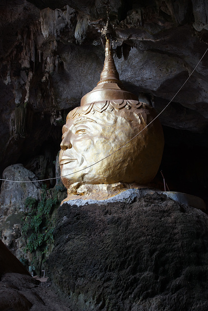 Mahar Sadan Cave - Hpa An