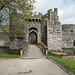 Beaumaris castle gatehouse