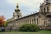Bauwerke in Dresden: Der Zwinger (2xPiP)