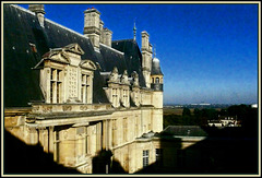 Château de la Renaissance Ecouen -Val d'Oise