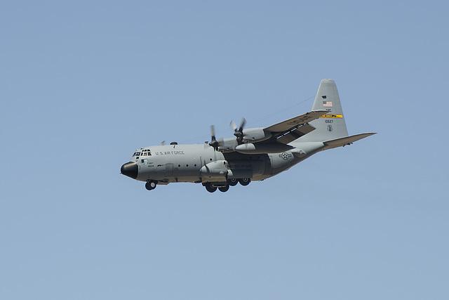 Connecticut Air National Guard Lockheed C-130H 81-0627