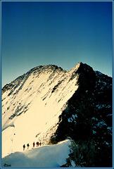 Côte 4000 m