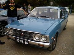 Toyota Corona Break (1977).