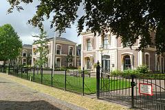 Nederland - Leeuwarden, Sint Anthony Gasthuis
