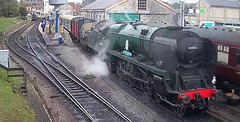 Webcam: Swanage Station