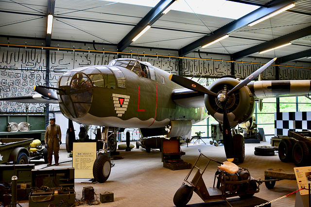 Overloon War Museum 2017 – B-25 Mitchell