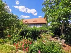 Sommergarten in der Heimat