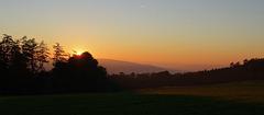 Ottenberg sunset