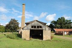 238 Park Farm, Henham, Suffolk. Building I Exterior From South