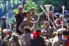 Malana peoples orchestra