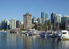 Vancouver, Bayshore West Marina