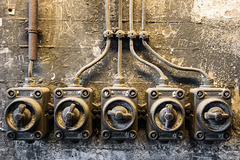 Kokerei Zollverein - doch nicht alles abgeschaltet? (© Buelipix)