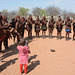 Namibia, Himba Traditional Female Dance
