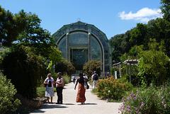 Jardin des Plantes : les grandes serres