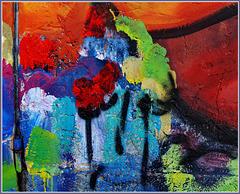 ... floraison expressionniste...!