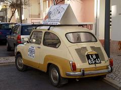 Fiat 600D - 1967.