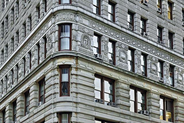 The Wedge of the Flatiron – Broadway at 22nd Street, New York, New York
