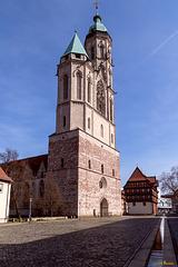 Alte Waage und St. Andreas (PiP)