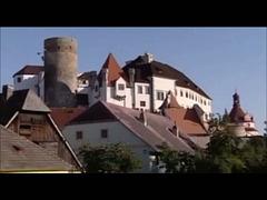 La kastelo Jindřichův Hradec (Ĉeĥio)