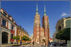 Catedral de San Juan el Bautista (Wroclaw - Breslavia en alemán)