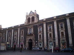 Tezzano Palace.