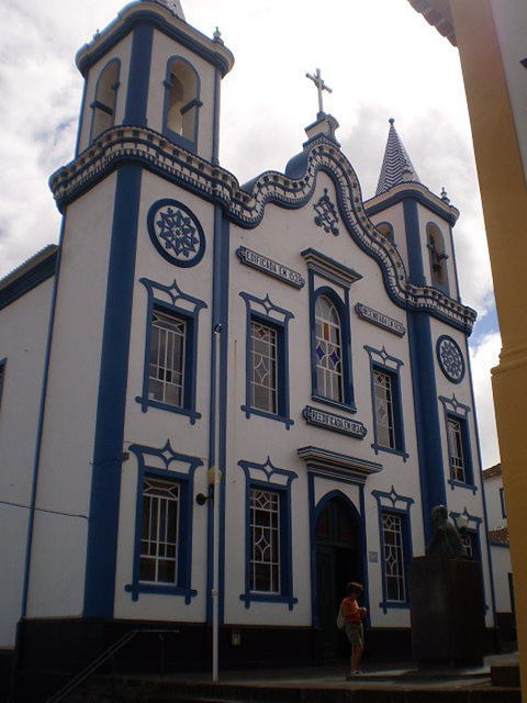 Church of the Holy Christ.