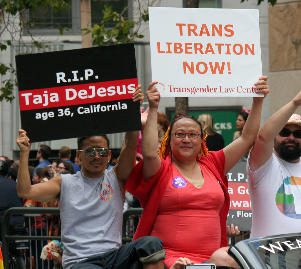 San Francisco Pride Parade 2015 (6420)