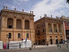 Torresaura Palace.