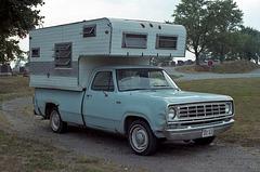 1976 Dodge Camper Truck