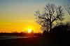 Stafford sunset