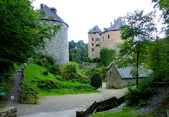 BE - Waimes - Château de Reinhardstein