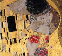 Gustav Klimt- Le Baiser_______EXPLORER