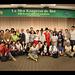Parto de partoprenantoj de la 50-a ILEI-Konferenco en Busan