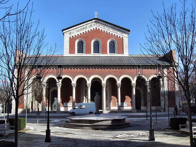 Muenchen / Munich - St. Bonifaz
