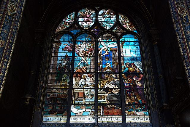 St-Eustache à Paris