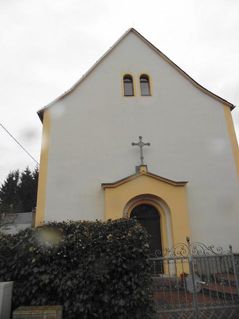 Dorfkirche in Stelzendorf