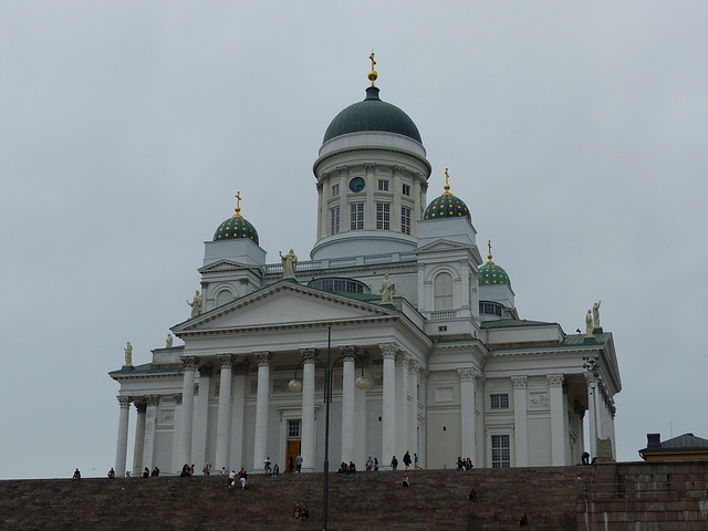 Helsinki Cathedral (1) - 1 August 2016