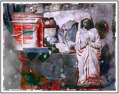 Garbage Nativity