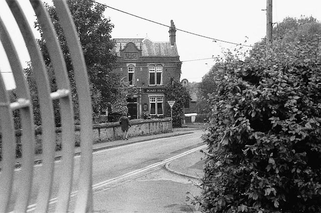 The Boar's Head Pub, Higher Poynton