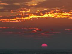IMG 9621cc Purple Sunset on Arabian Sea