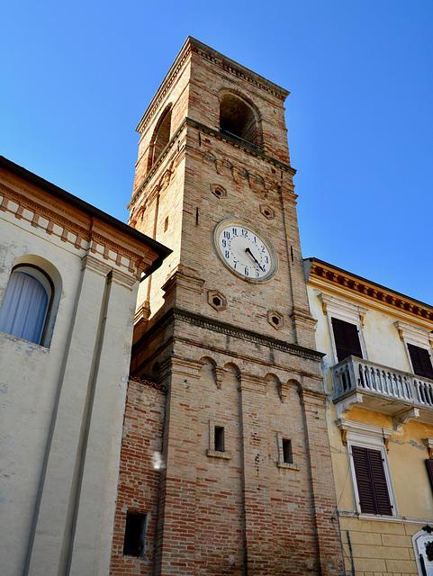 Monbaroccio 2017 – Clock tower